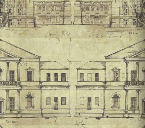 Обои Wallquest Savannah House SV61607, интернет магазин Волео