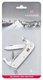 Нож перочинный Victorinox Pioneer алюминий серебристый блистер (0.8201.26B1)