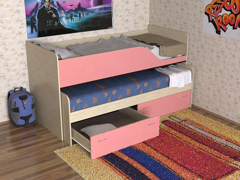 Кровать Дуэт 2