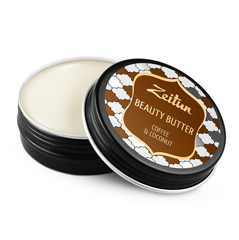 Zeitun Бьюти-баттер Кофе и кокос Beauty Butter 55мл