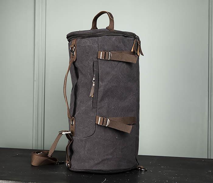 BAG309-1 Удобная сумка рюкзак с ремнем на плечо фото 04