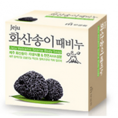 Jeju Volcanic Scoria Body Soap