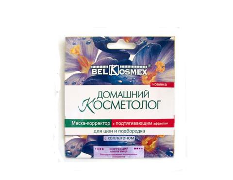 BelKosmex  ДОМАШНИЙ КОСМЕТОЛОГ Маска коррек. с подтягивающим эффектом 13г