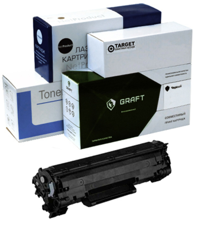 Картридж Cartridge 725 OEM