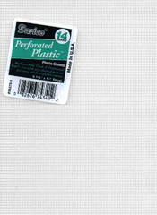 Пластиковая канва №14 (бесцветная)