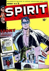 Will Eisner's The Spirit Archives Volume 26: After the Section: 1952 to 2005