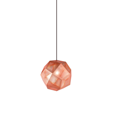 replica Etch pendant lamp (copper)