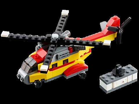 LEGO Creator: Грузовой вертолет 31029