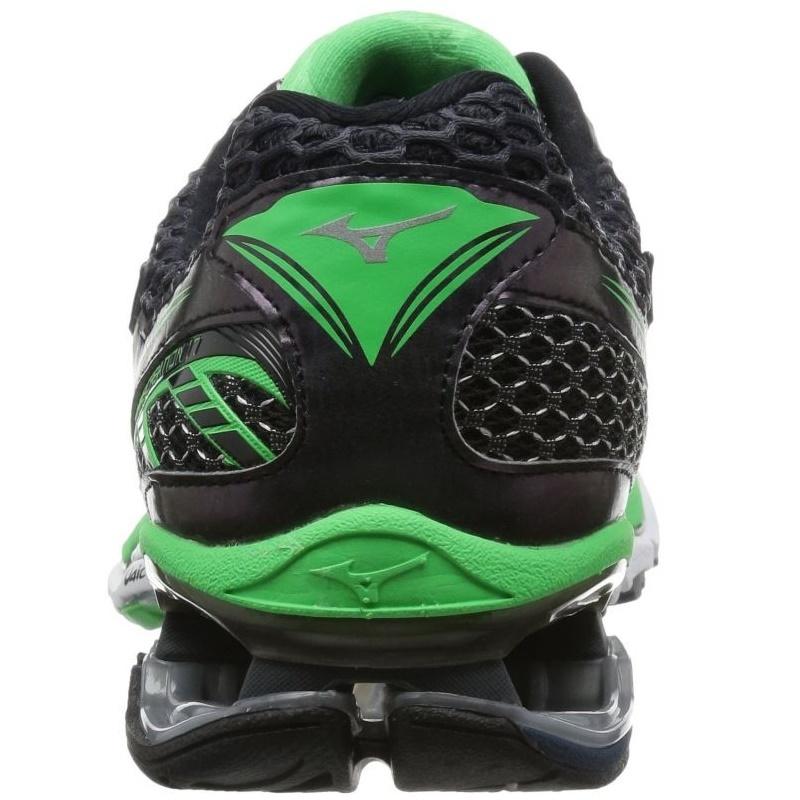 Мужские беговые кроссовки Mizuno Wave Creation 17 (J1GC1518 05) черные фото