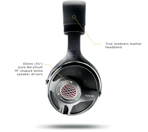 Focal Headphones Utopia