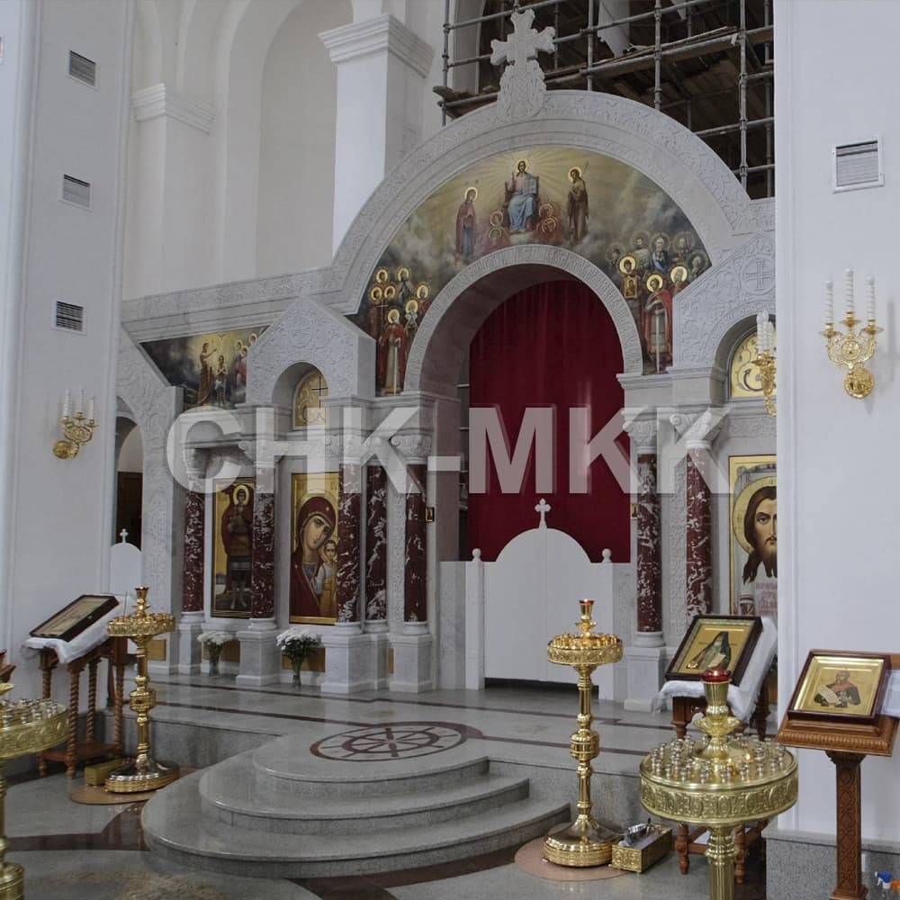 Храм Святого праведного воина Федора Федоровича Ушакова в Южном Бутово