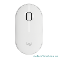 LOGITECH M350 Pebble Off-White [279989]