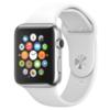 Купить Часы смарт Apple Watch Sport 42мм (цвет белый) по доступной цене