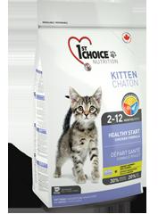 Сухой корм Корм для котят, 1st Choice Здоровый Старт, с цыпленком chatchaton_177x240.png