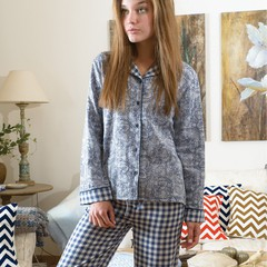 Домашний костюм с брюками Laura от Casual Avenue