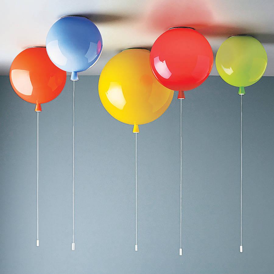 ТЕМЕ: люстры в детскую воздушные шары бань