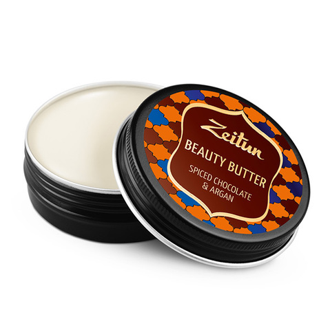 Zeitun Бьюти-баттер Пряный шоколад и аргана Beauty Butter 55мл