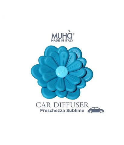 Автомобильный диффузор Цветок Горная свежесть, Muha
