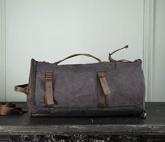 BAG309-1 Удобная сумка рюкзак с ремнем на плечо фото 06