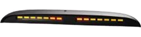 Парктроник (парковочный радар) ParkMaster с индикатором 33 на 8 датчиков