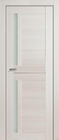 Дверь Profil Doors №19X-Модерн, стекло матовое, цвет эш вайт мелинга, остекленная
