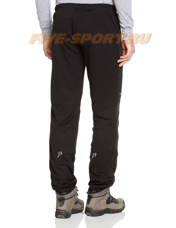 Мужские лыжные брюки Bjorn Daehlie Pants Fusion (320728 99900) черный фото