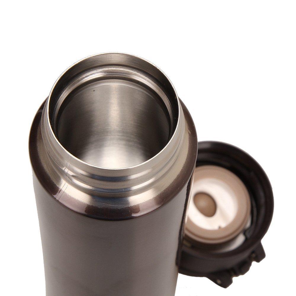 Термос Thermos JNI400-BK суперлегкий, (0,4 литра), черный