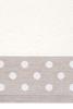 Полотенце 30х50 Luxberry Pretty Dots натуральное