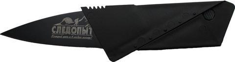 Нож-визитка «СЛЕДОПЫТ» складной (PF-PK-01)