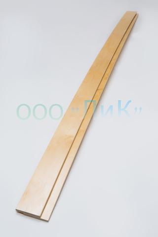 Ламель для кровати 1500-60-12 мм