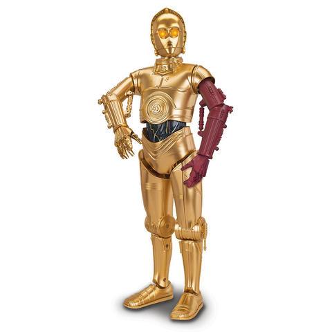 Star Wars Animatronic C-3PO Robotic Droid