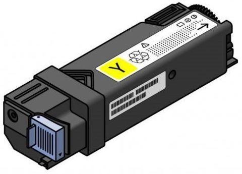 A95W250 - Тонер-картридж Konica Minolta Toner Cartridge TNP49Y (yellow)