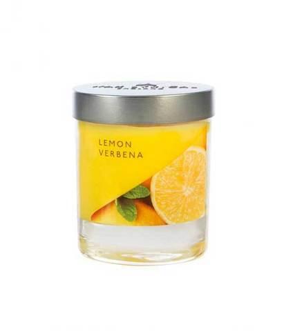 Свеча в стекле Вербена лимонная Lemon Verbena, Wax Lyrical