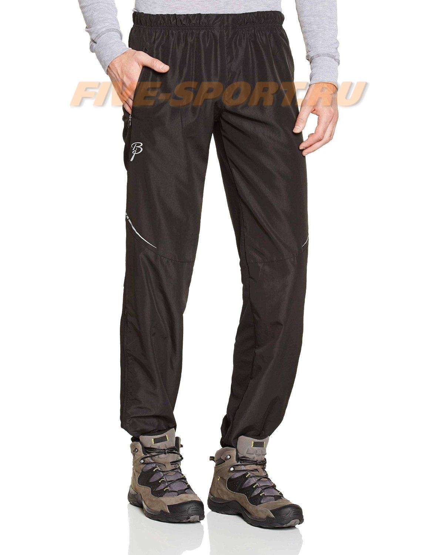 Мужские лыжные брюки Bjorn Daehlie Pants Fusion (320728 99900) черный
