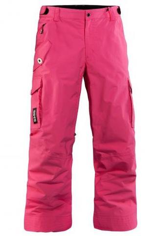 Мужские горнолыжные брюки 8848 Altitude Don (cerise)