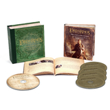 Howard Shore / The Lord Of The Rings: The Return Of The King - The Complete Recordings (4CD+Blu-ray Audio)