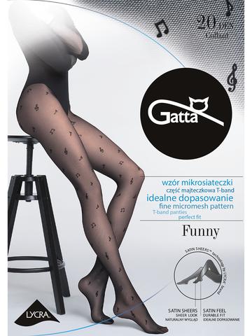Колготки Funny 10 Gatta