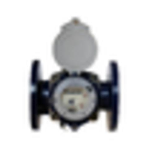 Счётчик х/в турбинный ВХ Ду 100 Ру16 50С L=250мм фл Водоприбор