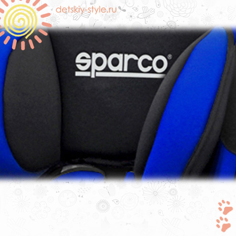 """Автокресло Sparco """"F500K"""" (Спарко)"""