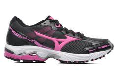 Женские кроссовки для бега Mizuno Legend 2 (J1GD1410 65) черные