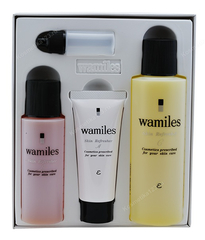 Набор Skin Refresher (Wamiles | Salon Care | Skin Refresher Set), 305 мл.