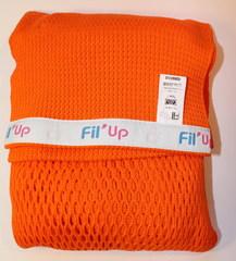 Слинг-шарф, Filt, Fil'U, оранж, (с сумкой), S,M,L,XL