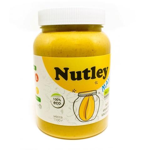 Nutley паста арахисовая классическая  1100г