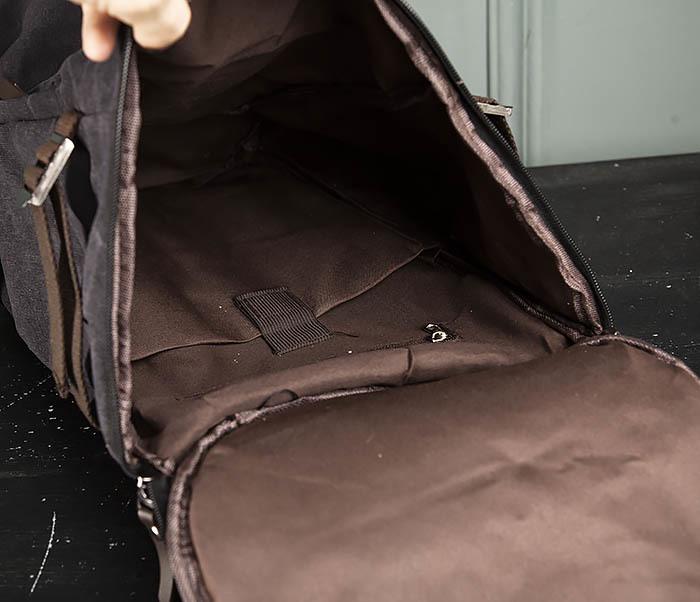 BAG309-1 Удобная сумка рюкзак с ремнем на плечо фото 10
