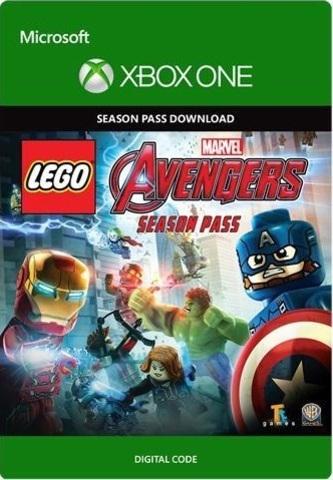 Xbox Store Россия: Xbox One LEGO Marvel's Мстители Коллекционное Издание (цифровой ключ, русские субтитры)