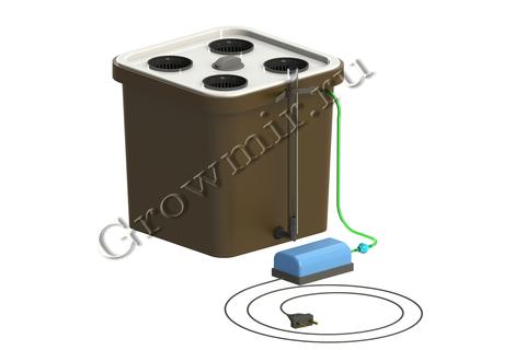 Гидропонная система CubePot UNO-X4