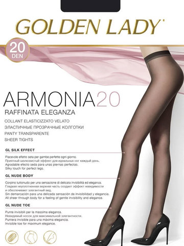 Колготки Armonia 20 Golden Lady