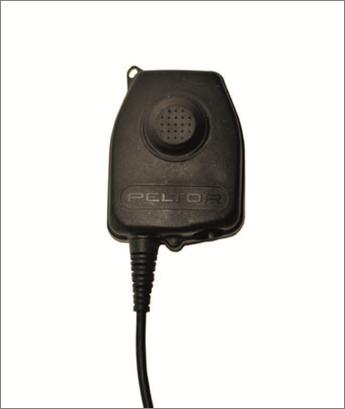 Адаптер PTT для радиостанции VERTEX VX-920 с возможностью подключения телефонной проводной гарнитуры IPHONE/SUMSUNG