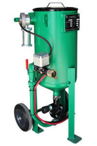Абразивоструйная установка DSG®-25 литров с дистанционным управлением