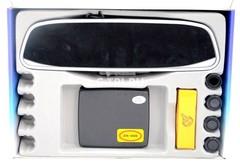 Парковочный радар-зеркало Sho-Me Y-2651А (4 датчика), комп.